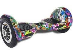 Hoverboard INFINITION InRoller 3.0 (Autonomia: 25 km – Velocidade Máx: 20 km/h – Comic)