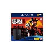 Consola PS4 Pro 1TB + Red Dead Redemption 2