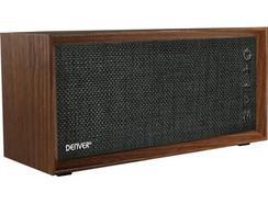 Coluna Bluetooth DENVER BTS-210 (Cinzento – 10 W – Alcance: até 20 m)