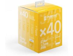 Recarga POLAROID Color film i-Type x40 pack
