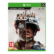Jogo Xbox One X Call of Duty Black Ops Cold War