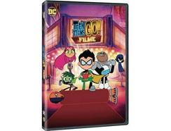 DVD Teen Titans Go! O Filme