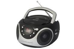 Rádio CD Proline RCD210 – Preto