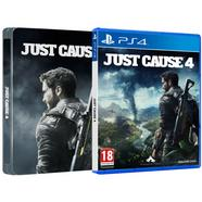 Just Cause 4: Steelbook Edition – PS4