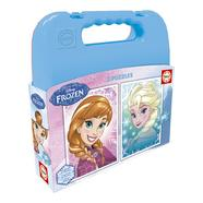 Puzzles Frozen Educa 2×20 Peças