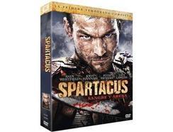 DVD Startacus Sangre Y Arena (Edição em Espanhol)