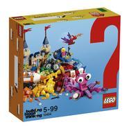 Fundo do Oceano Lego Classic