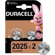 Pilhas DURACELL Electr 2025 K2