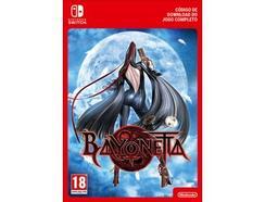 Jogo Nintendo Switch Bayonetta (Formato Digital)
