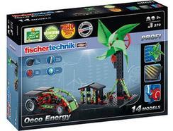 Construção Robótica FISCHERTECHNIK Oeco Energy