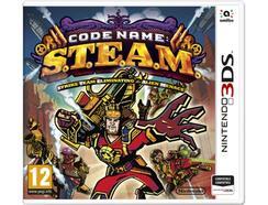 Jogo Nintendo 3DS Code Name S.T.E.A.M
