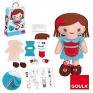 Goula: Boneca para Coser Annick