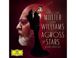 CD+DVD Anne-Sophie Mutter – Across The Stars: Deluxe (2 CDs)