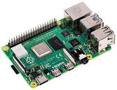Raspberry Pi 4 Modell B 1GB RAM