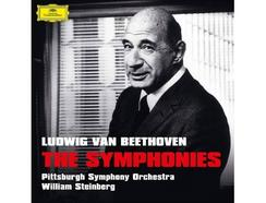 CD5 William Steinberg, Pittsburgh Symphony Orchestra: Beethoven: The Symphonies