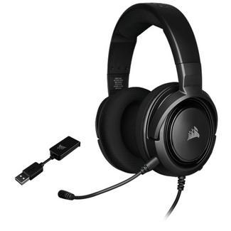Auscultadores Gaming Com Fio CORSAIR HS45 Surround (Com Microfone)
