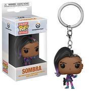 Porta-chaves FUNKO POP! Overwatch: Sombra