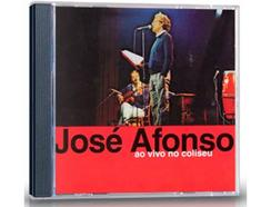 CD José Afonso – Ao Vivo No Coliseu