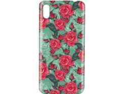 Capa KOVERMANIA Flower Xiaomi Redmi Note 6 Multicor