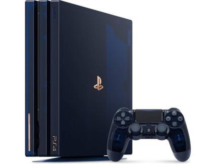 Consola PS4 500 Million ( 2TB – Edição Limitada)