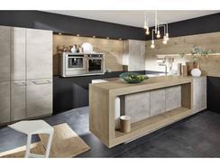 Cozinha Minimalista Wood +