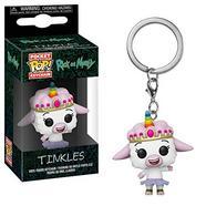 Porta-Chaves FUNKO Pop: Rick e Morty –Tinkles