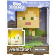 Candeeiro Icon Light Minecraft Alex