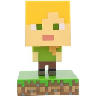 Candeeiro Icon Light Minecraft Alex