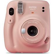 Máquina Fotográfica Instantânea FUJIFILM Instax Mini 11 (Rosa- Obturação: 1/2-1/250 s – 2 x Pilhas AA LR6)