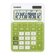 Calculadora de Secretária CASIO MS20NC Verde