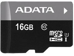 Cartão de Memória MicroSD ADATA UHS-I Class10 16GB
