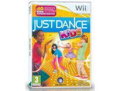 Jogo Nintendo Wii Just Dance Kids