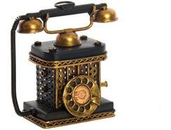 Telefone Decorativa ITEM Metal
