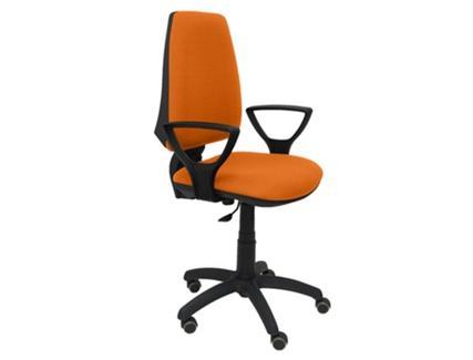 Cadeira Operativa PYC Elche CP Tec Laranja BF RP