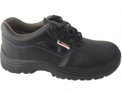 Sapato de Segurança NEOSAFETY S3 Preto/Laranja T36