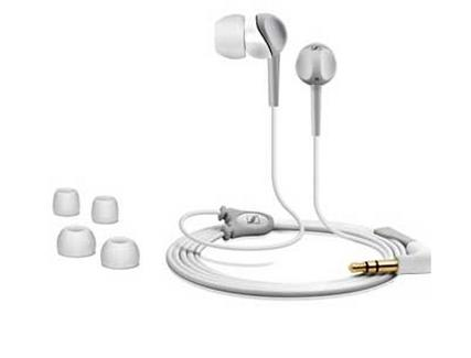 Auriculares com fio SENNHEISER Cx200 (In ear – Branco)