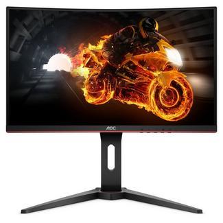 Monitor Curvo AOC G1 C24G1 VA 23.6″ FHD 16:9 144Hz FreeSync