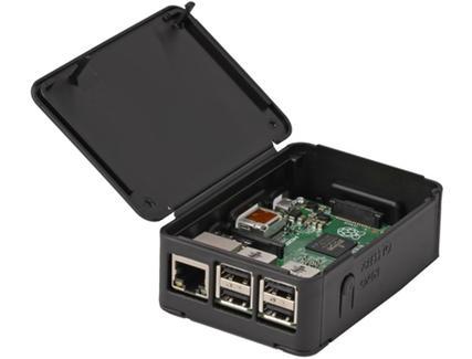 RASPBERRY-PI3 Model B 1GB com Caixa ABS