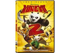 DVD O Panda do Kung Fu 2