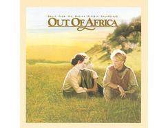 CD Vários – Out of Africa (África Minha) (OST)