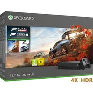 Consola Xbox One X – 1TB – Preto + Forza Horizon 4 + Forza Motorsport 7