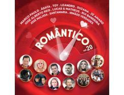 CD Vários Artistas Româmtico Vol. 20