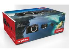 Kit Máquina Fotográfica CANON EOS RP + RF 50 + Bateria + SD32 ()