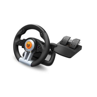 Volante + Pedais KROM K-Wheel