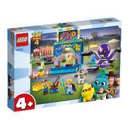 Buzz e Woddy: Loucos pela Feira Lego Toy Story 4
