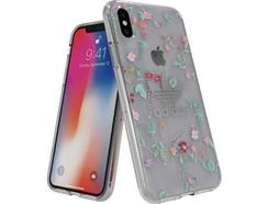 Capa ADIDAS Clear iPhone X, XS Transparente
