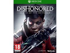 Jogo XBox One Dishonored – Death Of The Outside