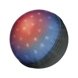 Coluna Trust Bluetooth Dixxo LED Multicolor
