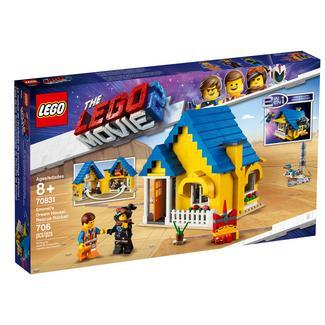 LEGO Movie: A Casa de Sonho do Emmet/Foguetão de Resgate