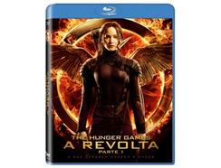 Blu-Ray The Hunger Games: A Revolta – Parte 1